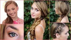mad ziegler from dance moms tca hair and makeup tutorial jackie wyers