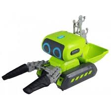 <b>Радиоуправляемый робот Jiabaile</b> 968 Робот-погрузчик - 968 ...