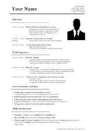 consulting cv  download your consulting resume template for
