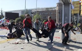 Αποτέλεσμα εικόνας για τρομοκρατική επίθεση στην Άγκυρα