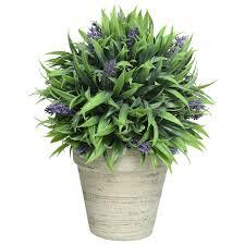 Растение искусственное Зелень h28см малиновый ...