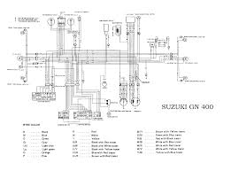 suzuki gn 125 engine diagram suzuki wiring diagrams