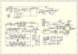 pcb regenerate of gps tracking device pcb reverse engineering printed wiring board schematic diagram