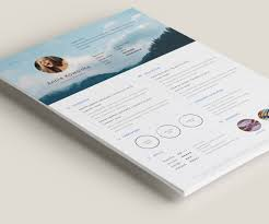 mini stic resume cv illustrator on behance this is a resume template that is intended for your personal use you can add this to your site link to my behance the file format is ai and it