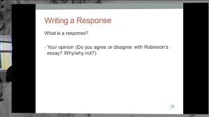 eng summary response paper eng 101 summary response paper