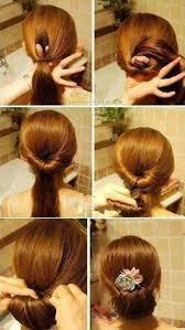 طريقة سهلة وسريعة لتسريح الشعر دون وقوع شعرة