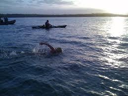 Open Water Triathlon Swim Tips