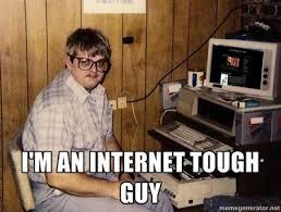 IMAGE | black internet tough guy via Relatably.com