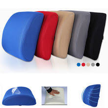 Popular <b>Memory Foam Lumbar</b> Back Support Cushion Pillow for ...