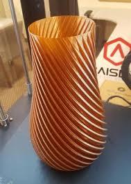 <b>3D printed</b> using Copper <b>Silk PLA</b> filament on a Raise <b>3D printer</b> ...