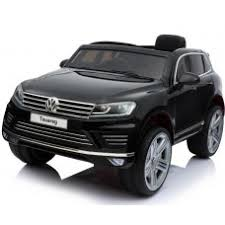 Купить <b>Электромобиль Dake Volkswagen</b> Touareg Black в ...