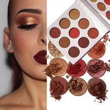 <b>9Colors Eye Shadow</b> Palette Natural Shimmer Matte <b>Eyeshadow</b> ...