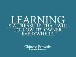 LEARNING QUOTES image quotes at hippoquotes.com via Relatably.com