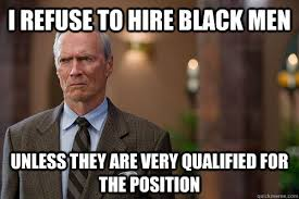 Image result for men who are not qualified