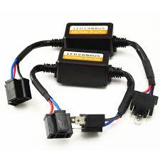 RJOKTEAM Universal <b>2pcs h1 H4</b> H7 H11 LED DRL Headlight ...