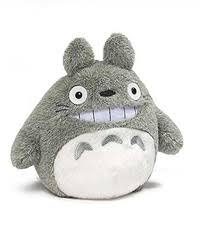 Plush: Totoro Smiling, 5.5″ / My Neighbor ... - Books Kinokuniya