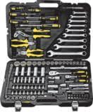 <b>Универсальный набор инструментов</b> 128 предметов BERGER ...