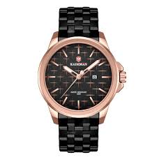 <b>KADEMAN 9098</b> Rose Gold Stainless Steel Watches Sale, Price ...