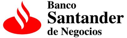 Resultado de imagen de logo banco santander