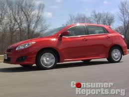<b>Toyota Matrix</b> Review