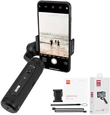 Zhiyun Smooth Q2 3 Axis Handheld Gimbal for ... - Amazon.com
