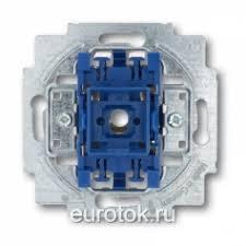 <b>ABB</b> BJE Мех Выключатель <b>1</b> - <b>клавишный</b> - 2CKA001012A2131