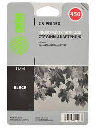 <b>Картридж</b> струйный <b>CS</b>-<b>PGI450</b> (6499B001) черный для Canon ...