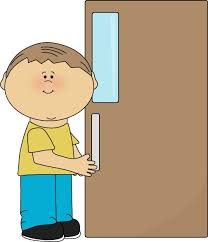 Image result for clip art for opening the door for others