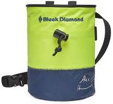 <b>Мешочек для магнезии Black</b> Diamond Freerider - купить в ...
