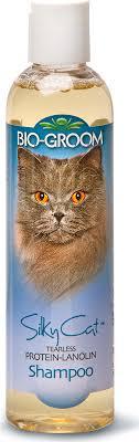 """<b>Шампунь</b>-<b>кондиционер</b> для кошек <b>Bio</b>-<b>Groom</b> """"Silky Cat"""", без слез ..."""