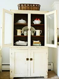Dining Room Corner Hutch Cabinet The Strumfeld Buffet Amp China Cabinet Is Storage That Adds Big