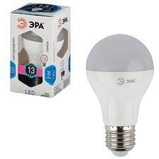 <b>Лампа светодиодная ЭРА</b>, 13 (110) Вт, цоколь E27, грушевидная ...