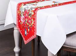 """<b>Дорожка на стол</b> """"Торжество"""", 180x40 см. - купить со скидкой и ..."""