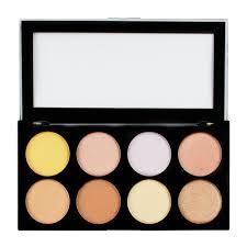 <b>Палетка</b> хайлайтеров Makeup Revolution Ultra Strobe and Light ...