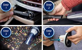 Portable Car Vacuum Cleaner: High Power Corded ... - Amazon.com