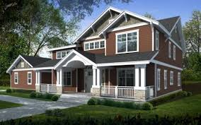 Story Craftsman Style House Plans   Free Online Image House Plans    Craftsman Style House Plans Square Foot Home Story on story craftsman style