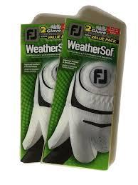 Купить Footjoy Weathersof <b>golf glove</b> 2 double packs (4 на eBay ...