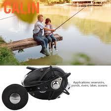 Calin Baitcasting Fishing Reel High Speed <b>7.2:1 Water Drop Wheel</b> ...