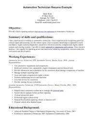 sample resume technician computer cipanewsletter computer tech resume pc technician computer automotive skills