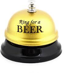 """<b>Звонок настольный Эврика</b> """"Ring For A Beer"""" — купить в ..."""