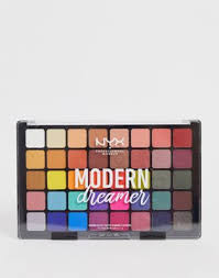 <b>Палетка</b> теней для век <b>NYX Professional Makeup</b> Modern Dreamer ...