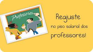 Resultado de imagem para diário-oficial-publica-reajuste-do-piso-salarial-dos-professores