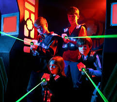 laser tag hire brisbane