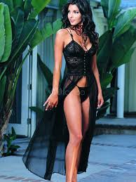 Cheap <b>Sexy Night</b> Gowns & Robes for Sale | Milanoo.com