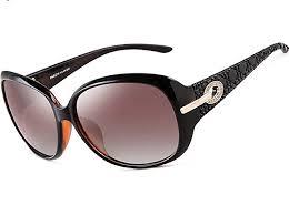 ATTCL Women <b>Fashion Polarized</b> UV400 Protection <b>Sunglasses</b> ...
