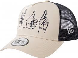 <b>Бейсболка New Era</b> Hand 940 бежевый цвет - купить за 649 руб ...