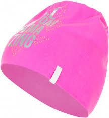 <b>Шапка для девочек IcePeak</b> Hapsu розовый цвет — купить за 699 ...