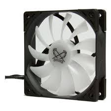 <b>Вентилятор</b> для корпуса <b>Scythe Kaze Flex</b> 120 mm RGB PWM <b>Fan</b> ...