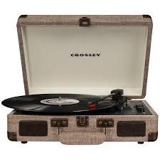 Купить <b>Проигрыватель виниловых</b> дисков <b>Crosley</b> Cruiser Deluxe ...