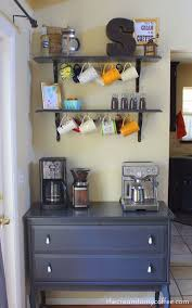 1000 ideas about dresser bar on pinterest garage accessories armoires and dressers built coffee bar makeover